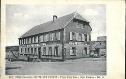 Dabo  Hôtel Des Vosges - Dabo
