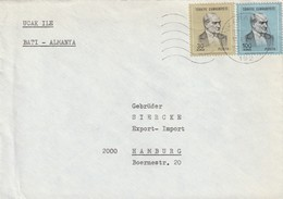 Turkey Cover Germany - 1970 - Kemal Ataturk - Brieven En Documenten