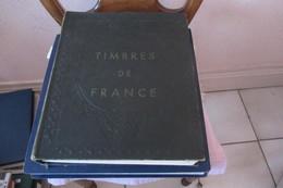 France 1862 -1989  Album Yt  69 Scans - Timbres