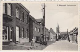 Rijkevorsel - Bochtenstraat  En De Loozenhofstraat (beiden Niet Gelopen Kaarten) - Rijkevorsel