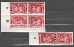 Drittes Reich , 6x Nr 763 Postfrisch ( 51,-) - Ungebraucht