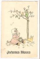 K 521 , OLD FANTASY CARD  , CHILDREN , FINE ART - Enfants