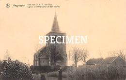 Kerk Van OLV Van Rust - Heppeneert - Maaseik