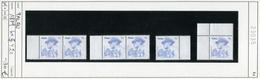 Palau - Michel 1879 - 6x Ohne Gummi ($ 4,20) - No Gum - Sans Gomme - Palau