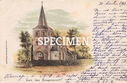 Kerk Van Heppeneert - Maaseik