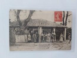 Bou-Sfer Le Lavoir Le 06 08 1915 Algérie - Otras Ciudades
