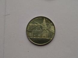 WILLEBROEK ( 50 Kapoenen ) 1980 ( Goudkleur - Details, Zie Foto ) - Gemeentepenningen