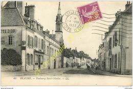 21. BEAUNE . Faubourg Saint Nicolas . - Beaune