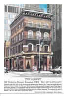 ANGLETERRE-The Albert 52 Vicoria Street LONDON......MB - Altri