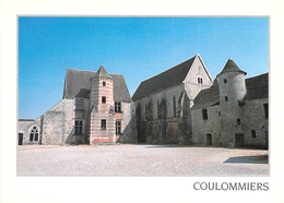 77 - Coulommiers - La Commanderie Des Templiers - Coulommiers