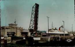 59-DUNKERQUE...PORT ECLUSE WALLIER...CPSM PETIT FORMAT - Dunkerque