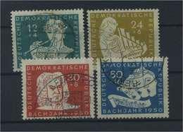 DDR 1950 Nr 256-259 Gestempelt (115958) - DDR