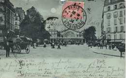 PARIS   Gare De L'Est Au Clair De Lune RV - Arrondissement: 10