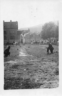 ¤¤  -  ATHLETISME  -  Carte-Photo Non Située D'une Compétition De Saut En Longueur   -   Stade   -  ¤¤ - Athletics
