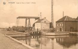 Belgique - Mons - Jemappes - Canal De Mons à Condé - L' Ecluse - Mons
