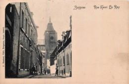 Belgique - Soignies - Rue Henri Le Roy - Soignies