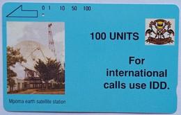 100 Units Tamura - Ouganda