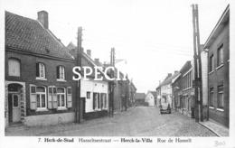 7 Hasseltsestraat - Herk-de-Stad - Herk-de-Stad
