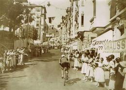 Photo : Tour De France 1935 : Étape Nice-Cannes Monte-Carlo (Monaco) .Col La Turbie , 2 Scans - Sports