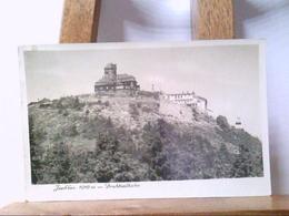 AK Jeschken / Liberec / Böhmen / Tschechien, 1938, Drahtseilbahn, Panorama. - Cartes Postales