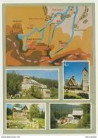 AK  Orientierungskarte Map Karpacz - Cartes Géographiques