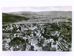 AK Bad Gandersheim, Roswithastadt; Luftbild; Gelaufen 1957 - Deutschland