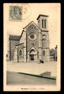22 - BROONS - L'EGLISE - Francia