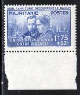 Mauritanie 1938 Yvert 72 ** TB - Mauritanie (1906-1944)