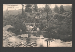 Francorchamps - Ruisseau De Hockai - 1906 - Animation - Stavelot