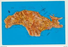 AK  Map Samos - Cartes Géographiques