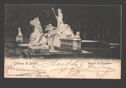 Beloeil - Chateau De Beloeil - Fontaine De Neptune - 1904 - Beloeil