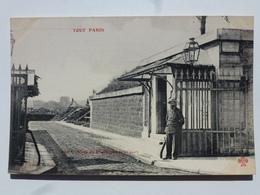 75 TOUT PARIS  Carte En Très Bel état - 846 Porte De Plaisance  DEN1139 - France