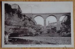 34 : Environs D'Olonzac - Minerve - La Cesse à La Sortie Du Tunnel Naturel - (n°17454) - Libourne