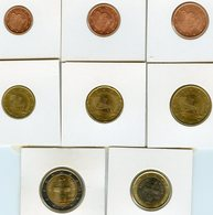 Chypre Cyprus KMS Série 1 Cent à 2 Euro 2008 UNC - Chipre