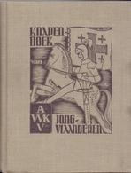 Boek - Knapenboek Van Jong Vlaanderen - AVV - VVK - Uitg. Gent 1939 - Livres, BD, Revues