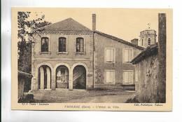 32 - PAUILHAC ( Gers ) - L' Hôtel De Ville - France