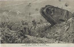 W.O. I   -   1914 - 1918   -   Litho - Guerra 1914-18
