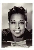 CP - Vedette Du Music Hall - Artiste - Josephine Baker - Carte Repro - Ed. Rene - Artistes