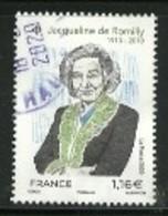 2020 Yt 5XXX (o) Jacqueline De Romilly 1913 - 2010 - Oblitérés