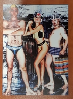 The Shy Guys Carte Postale - Advertising