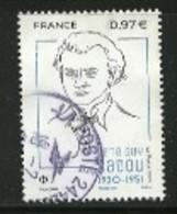 2020 Yt 5XXX (o) René Guy Cadou 1920-1951 - Oblitérés