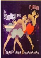 CP - Vedette Du Music Hall - Artiste - Josephine Baker - Carte Repro Affiche - A Mulato Paris - Artistes