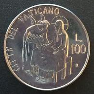 VATICAN - VATICANO - 100 LIRE 1981 - Jean Paul II - KM 158 - Vatican