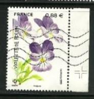 2019 Yt 5321 (o) La Flore En Danger Violette De Rouen - Oblitérés