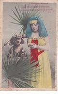 ILLUSTRATEUR BERGERET - L 'HISTOIRE ANCIENNE - EGYPTE EGYPTIENNE SPHINX - TEXTE C.F. - Bergeret