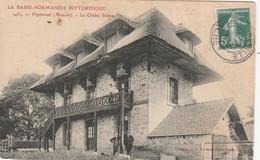 CARTE POSTALE   PEPINVAST 50  Le Chalet Suisse - Francia