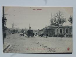75 TOUT PARIS  Carte à L'état Pur - 323 Porte De Romainville Et Des Lilas  DEN1149 - France