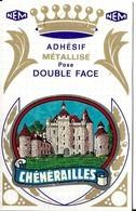 23  CHENERAILLES -  ADHESIF  METALLISE - Cartes Postales