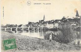 APREMONT : VUE GENERALE - France