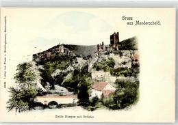 52520196 - Manderscheid , Eifel - Manderscheid